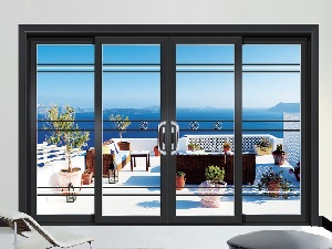 Swing & Slide Door